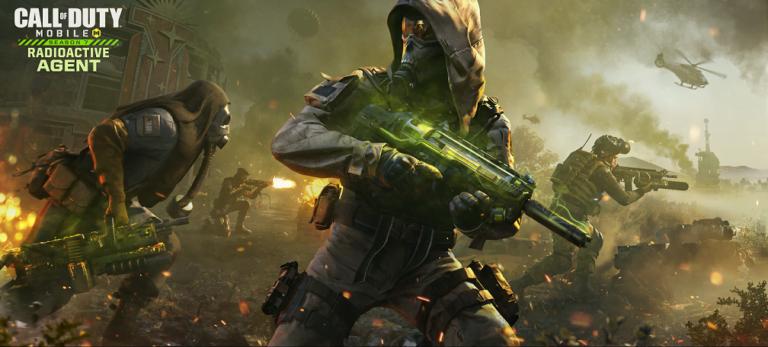 Call of Duty Mobile 7. sezon radyoaktif modu ile geliyor