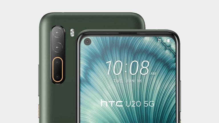 HTC U20 5G tanıtıldı! İşte tüm özellikleri!