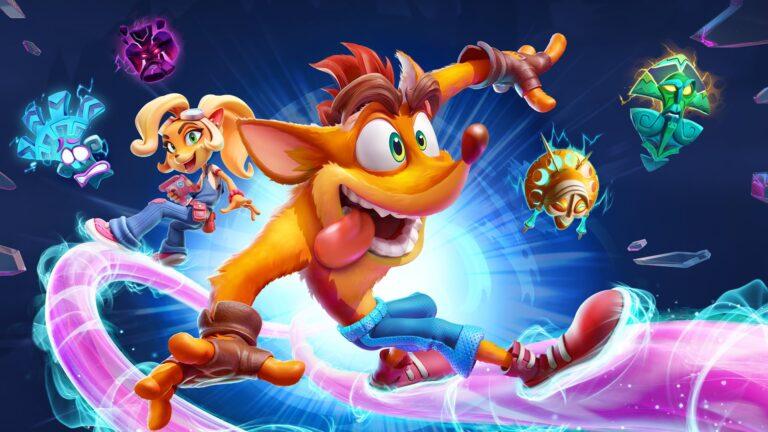 Crash Bandicoot 4 PC için gelecek mi?