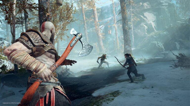 Yeni God of War mı geliyor? Santa Monica Studio PS5 etkinliğine katılacak!