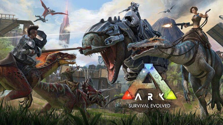 Epic Games ücretsiz oyun dağıtmaya devam ediyor! Ark Survival Evolved ücretsiz oldu!