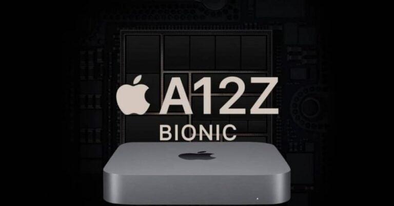 Apple'ın yeni işlemcisi Apple A12Z Bionic Geekbench'te göründü!