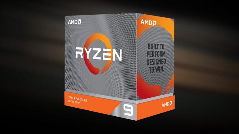 AMD Ryzen 3000 XT serisi tanıtıldı!