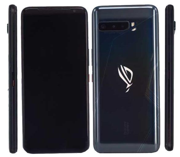 Asus ROG Phone 3 özellikleri belli oldu!