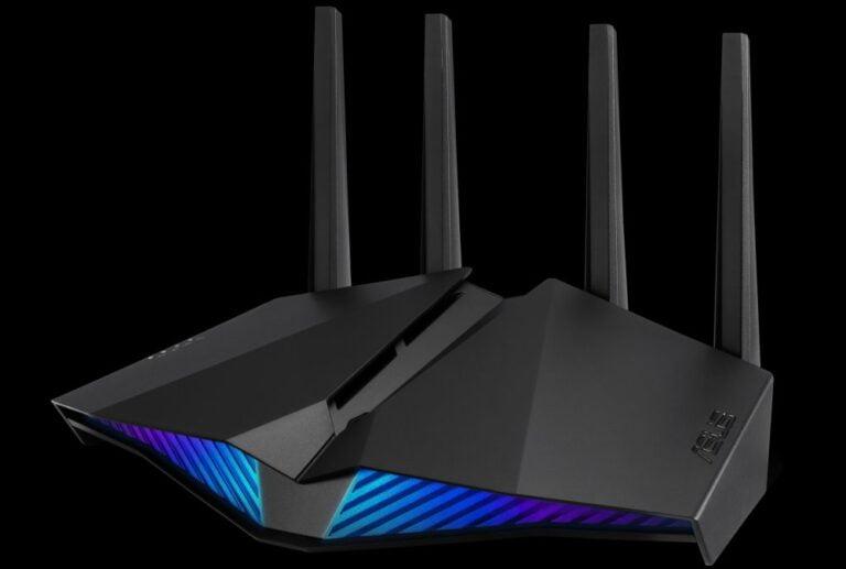 Asus RT-AX86U ve RT-AX82U : Oyunculara özel Router ürünleri hazır