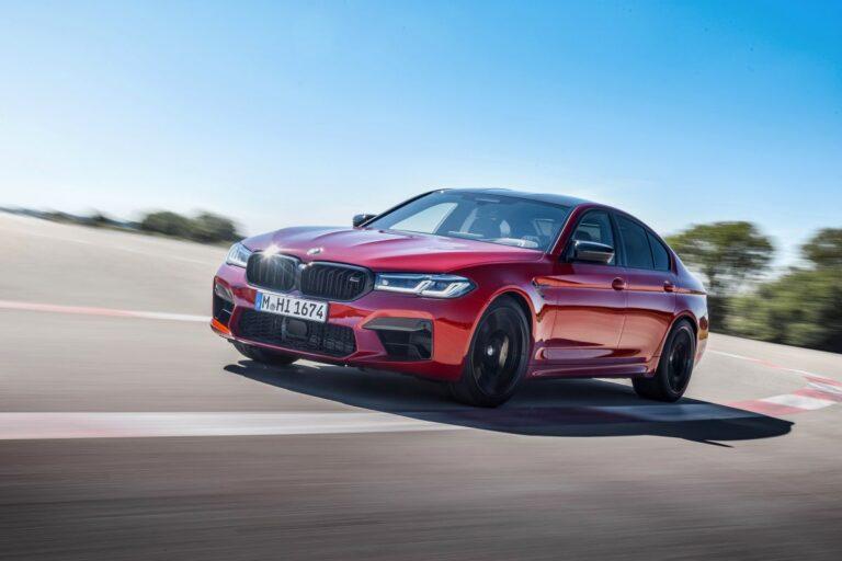 BMW M5 ve BMW M5 Competition Ağustos'ta Türkiye'de