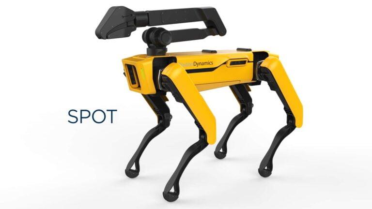 Boston Dynamics Spot robotu satışa çıktı