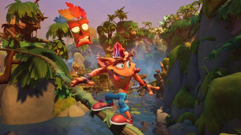 Crash Bandicoot 4: It's About Time duyuruldu!