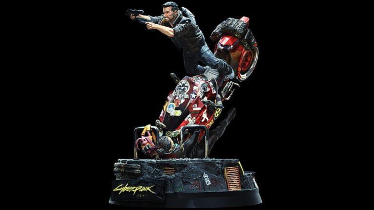 Cyberpunk 2077 Collector's Edition Türkiye'ye geliyor!