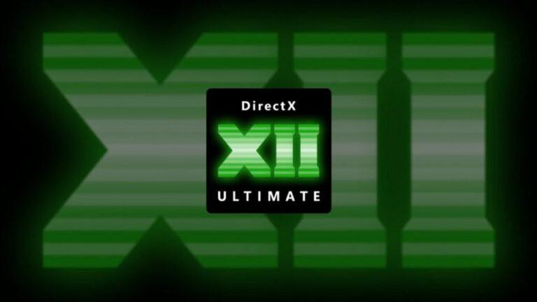 Nvidia'dan Microsoft DirectX 12 Ultimate için tam destek!