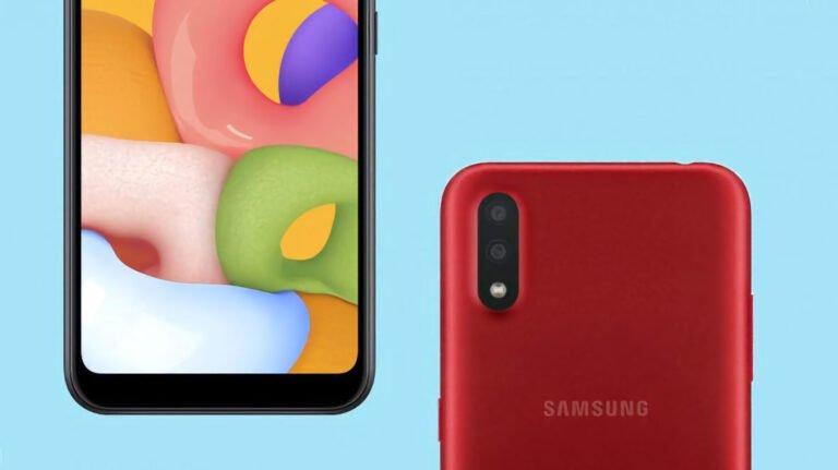 Samsung Galaxy A02 özellikleri belli oldu