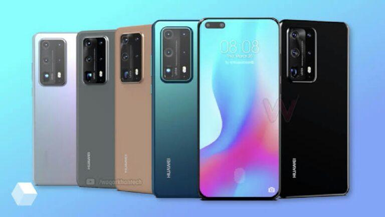 Huawei P40 Pro ekranı ile ilk beşe giremedi