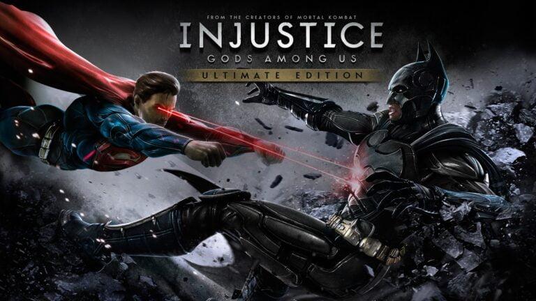 Injustice Gods Among Us Ultimate Edition ücretsiz oldu!
