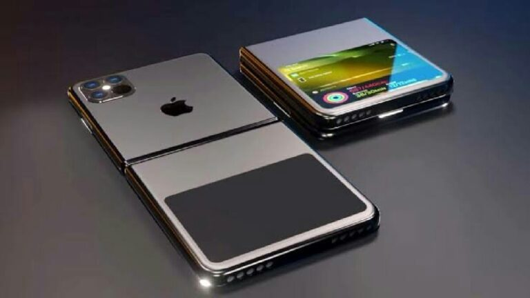 Katlanabilir iPhone için yeni bir patent daha alındı