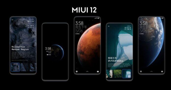 Xiaomi Mi 9T için MIUI 12
