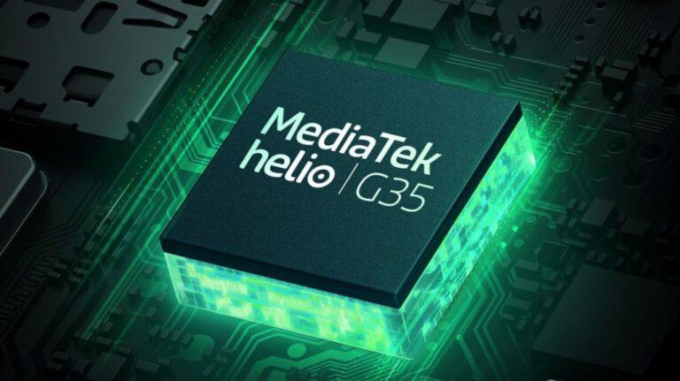 MediaTek Helio G25 ve Helio G35 tanıtıldı!