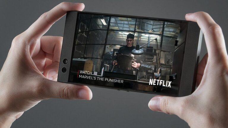 Netflix HD ve HDR10 destekli telefonlar! Tam liste!