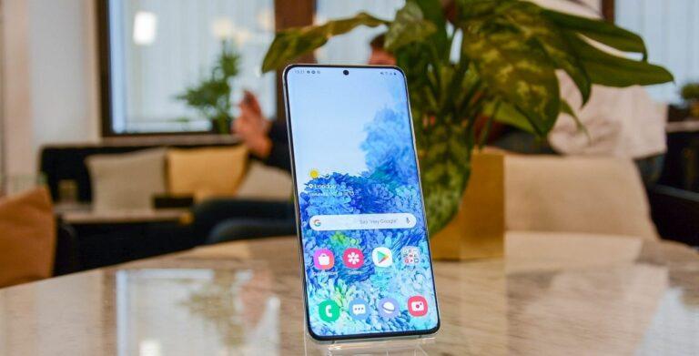 Samsung One UI 2.5 reklamlarla gelecek