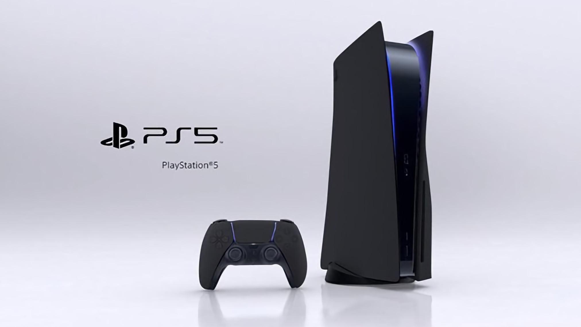 Siyah PlayStation 5 gelecek mi? İşte cevabı!