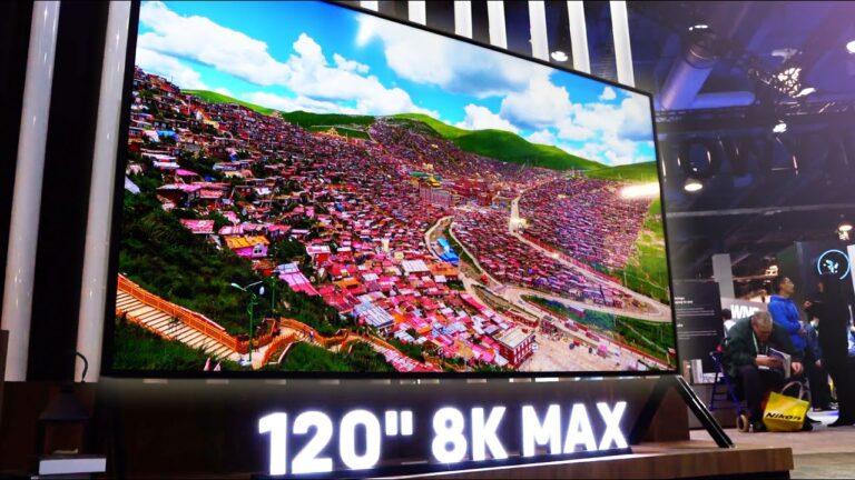 MediaTek S900 8K TV işlemcisi kullanıma hazır!