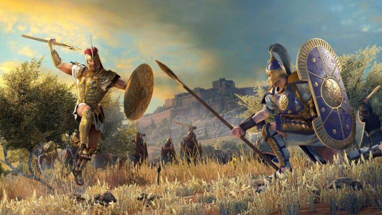 Total War: Troy için resmi tanıtım videosu yayınlandı!