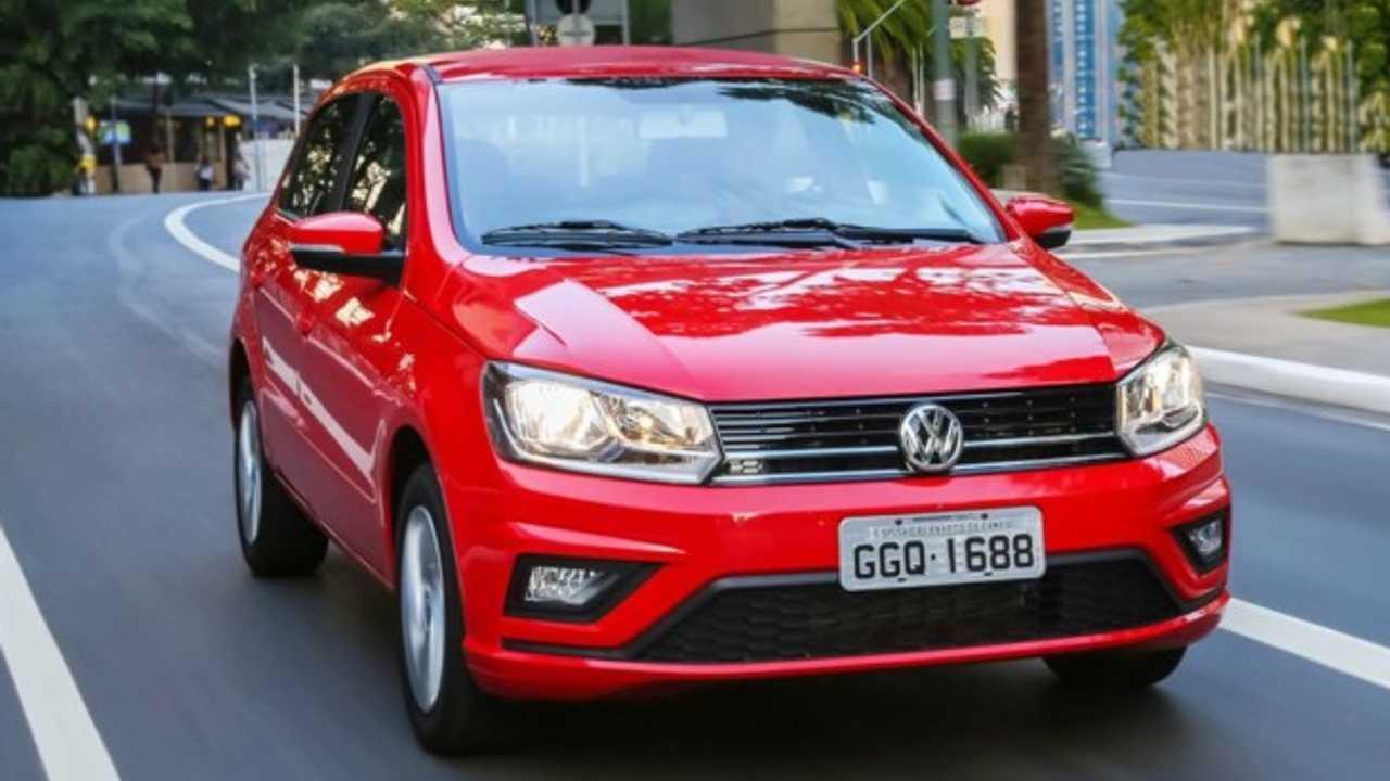 Volkswagen Gol 2