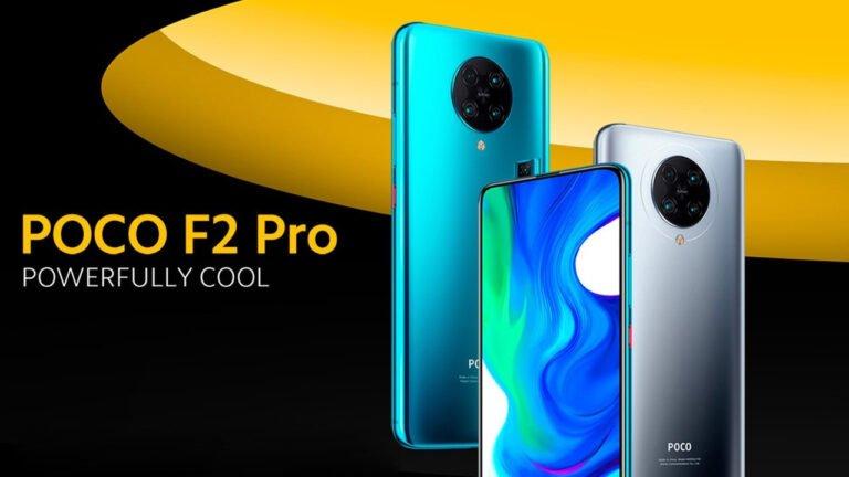 POCO F2 Pro Türkiye topraklarına giriş yaptı! Fiyat fena değil!