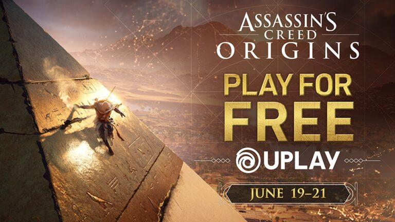 Assassins Creed Origins ücretsiz oluyor!