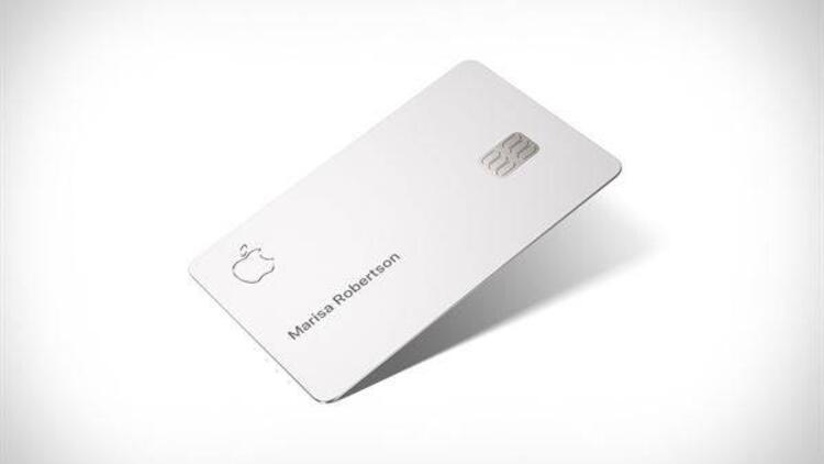 Apple Card için geri sayım başladı
