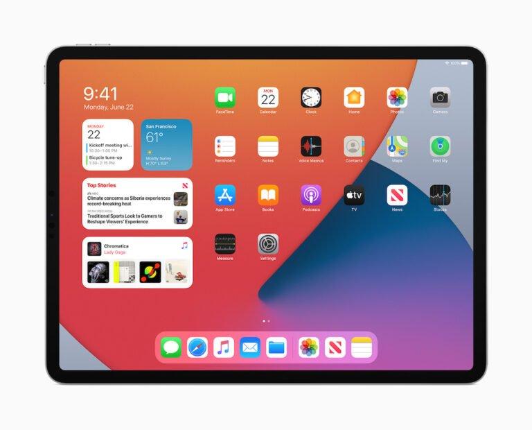 iPadOS 14 tanıtıldı! İşte iPad'e gelen yeni özellikler!