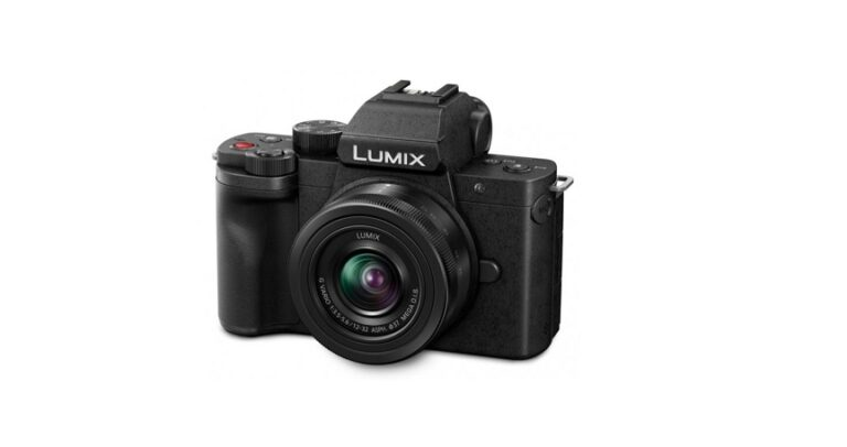 5 bin liraya VLOG kamerası ister misiniz? Panasonic Lumix G100