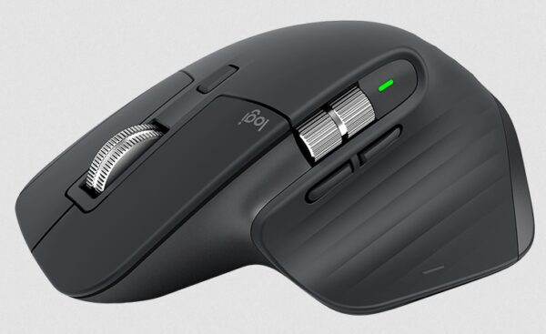 Logitech MX Master 3 kablosuz mouse inceleme