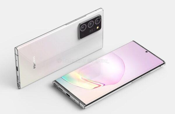 Samsung Galaxy Note 20+ 5G'nin teknik özellikleri sızdırıldı