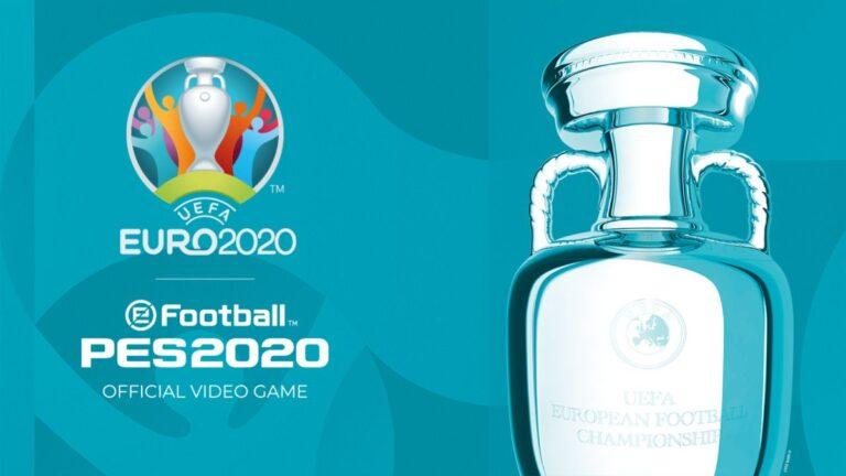 PES 2020 için UEFA EURO 2020 güncellemesi çıktı!
