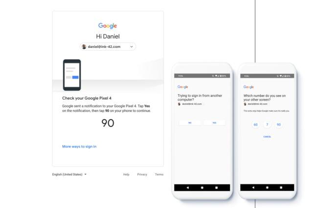 Google iki faktörlü doğrulama için uygulamayı zorunlu kılacak
