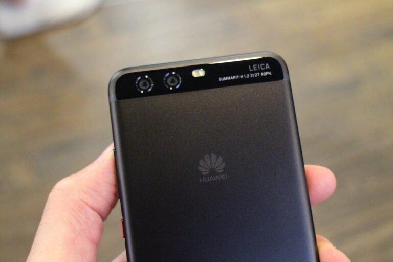 Huawei P10 için sürpriz yeni güncelleme!