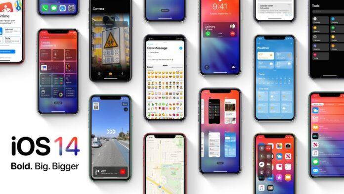 iOS 14 alacak cihazlar