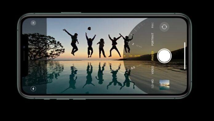 iPhone kamerası