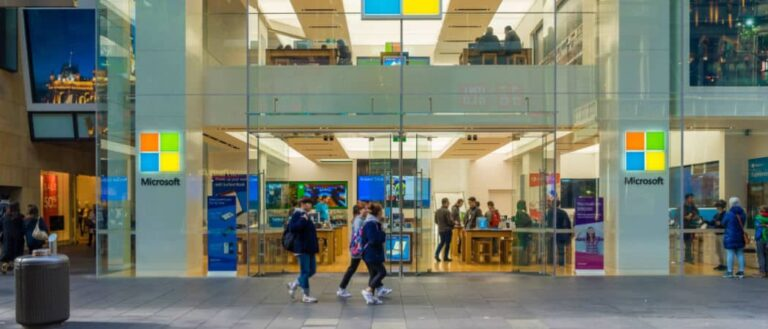 Microsoft mağazaları kapanıyor! Peki neden?