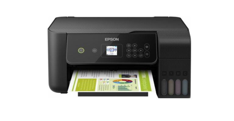 EcoTank L3160 yazıcı: Epson'dan 3'ü 1 arada çözüm!