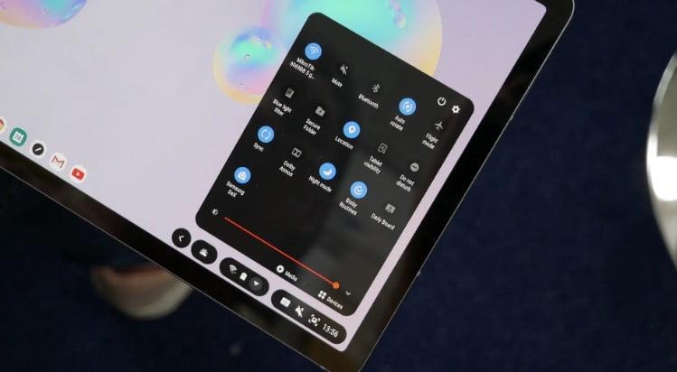 Galaxy Tab S7 için bilgiler gelmeye devam ediyor