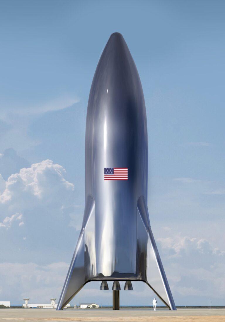 SpaceX yüzen uzay istasyonu kuracak