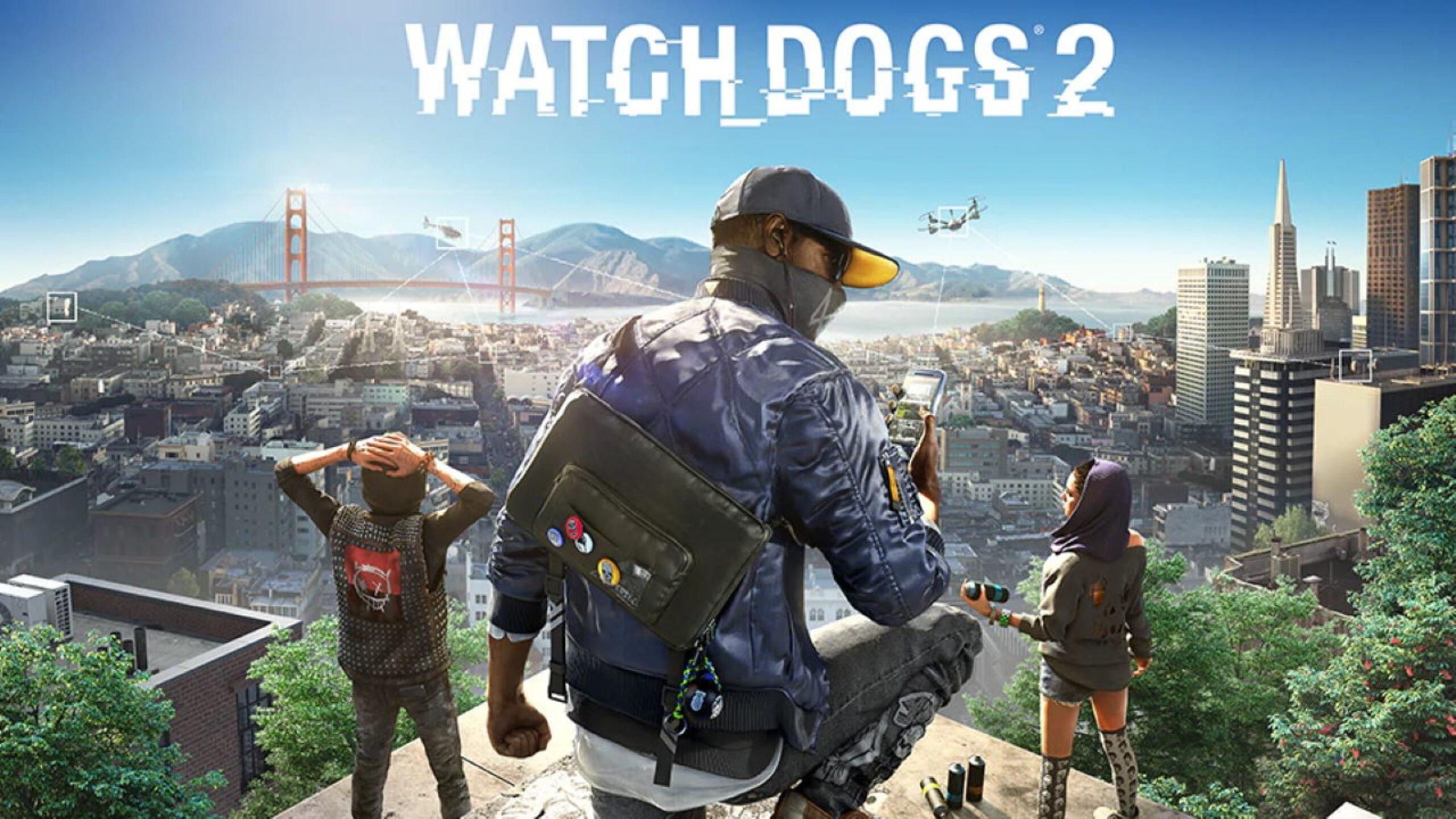 Watch Dogs 2 ücretsiz