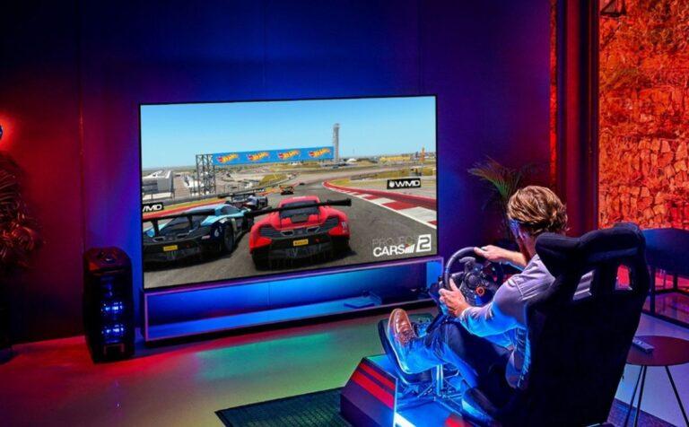 LG OLED TV'ler dünyanın ilk NVIDIA G-SYNC uyumlu TV'si oldu
