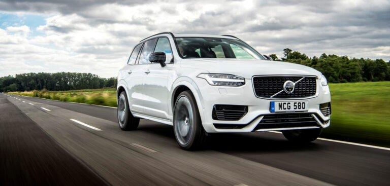 2020 Volvo XC90 T8 tanıtıldı! İşte etkileyici SUV'un detayları