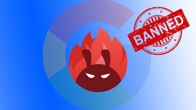 AnTuTu Play Store engeli ile karşılaştı! Verileriniz tehlikede!