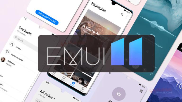 EMUI 11 alacak Huawei modelleri belli olmaya başladı!