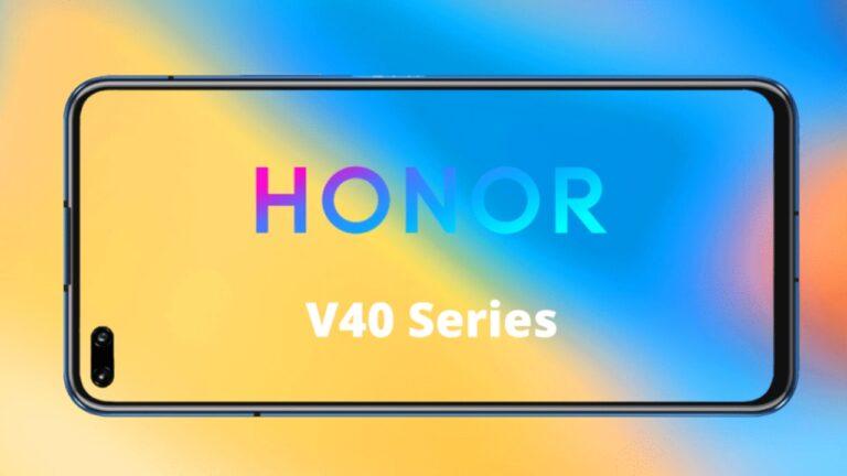 Honor V40 ailesi geliyor! Özellikler efsane!