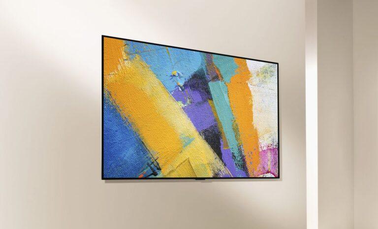 LG GX OLED TV'ler soundbar hediyeli
