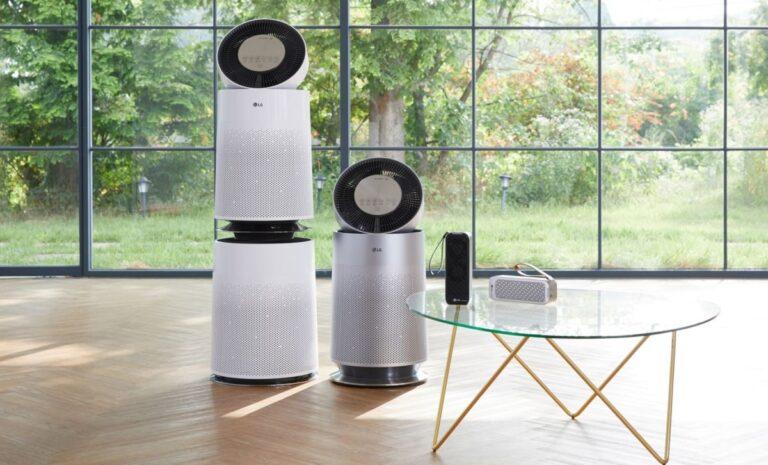 LG PuriCare : Her ortama temiz hava getiriyor